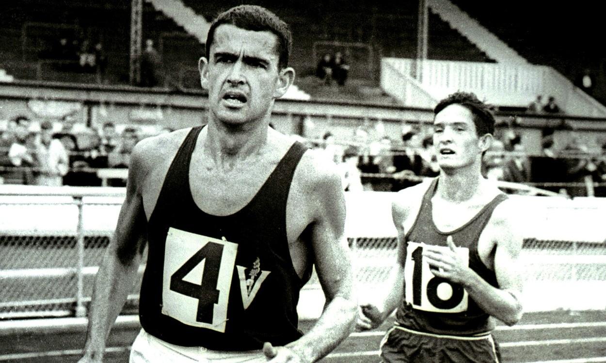 Australian athletics great Ron Clarke dies aged 78