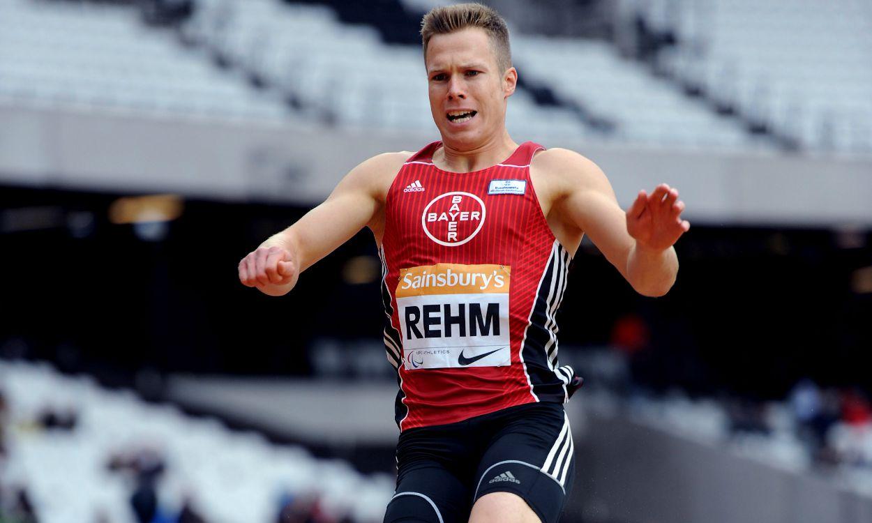 Markus Rehm denied second national title
