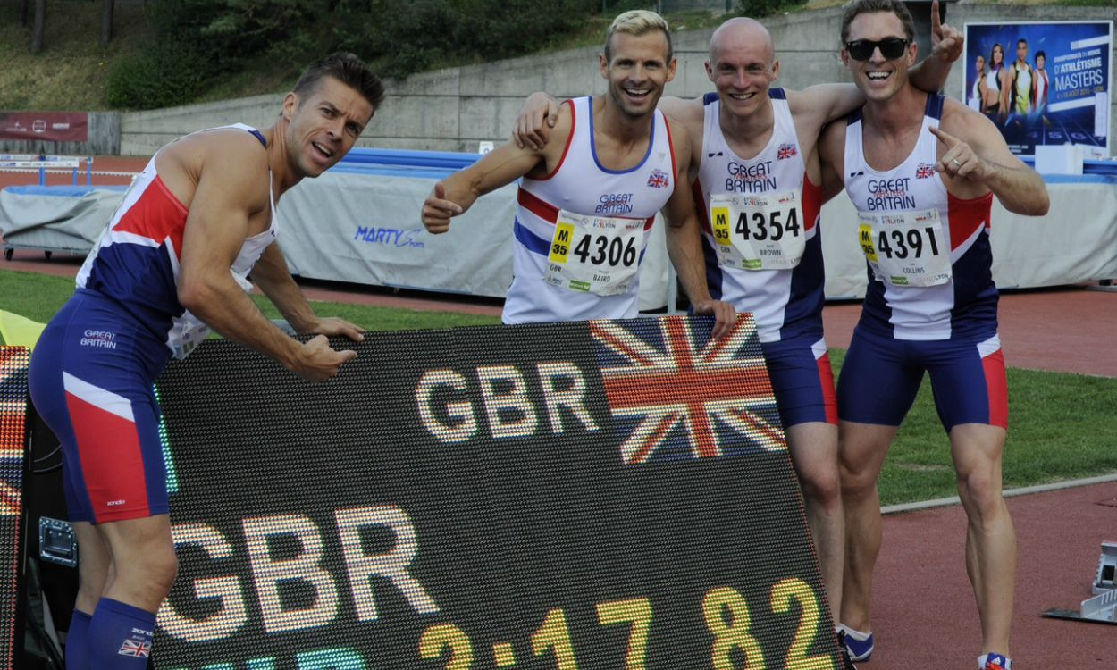 World records fall on final day of World Masters Champs
