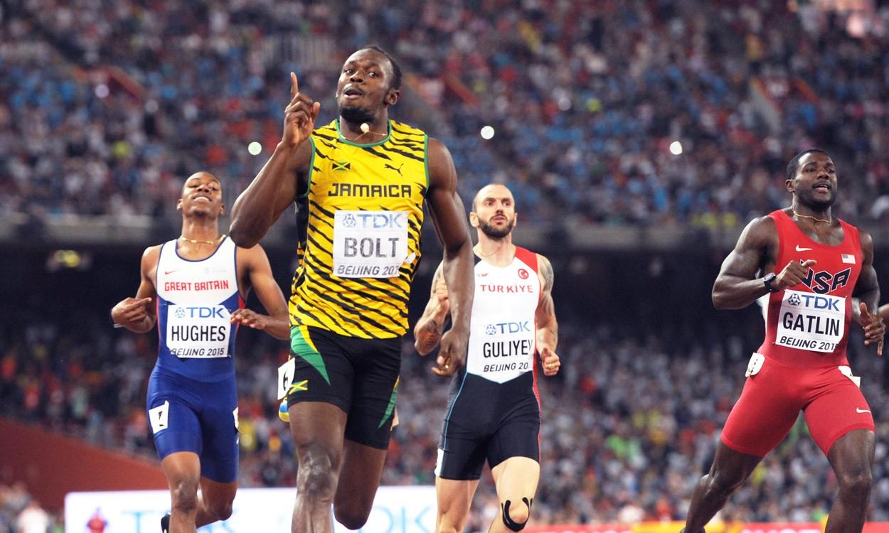 Usain Bolt wins fourth World Championships 200m gold - AW