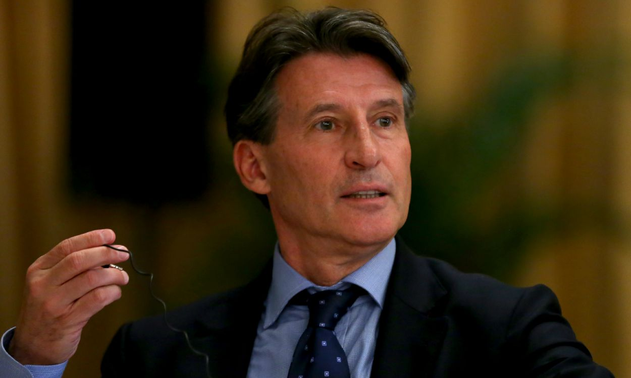 "Seb Coe: ""I'm more determined than ever to rebuild the trust in our sport"""