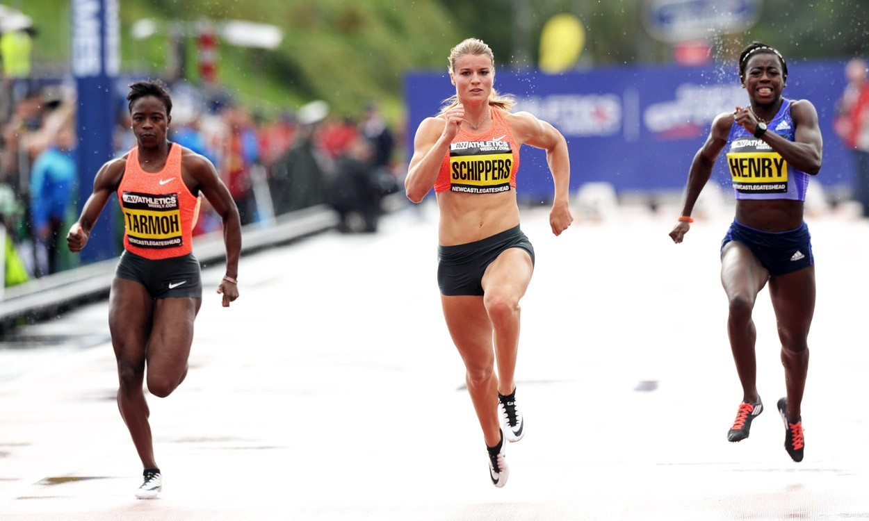 Dafne Schippers wraps up superb season with Great North CityGames win