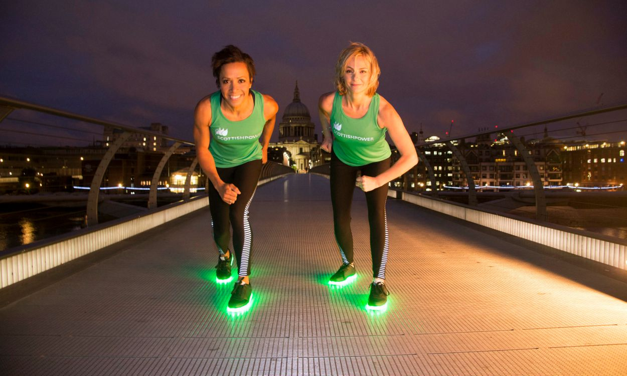 Recovery is key as runners get older, says Kelly Holmes