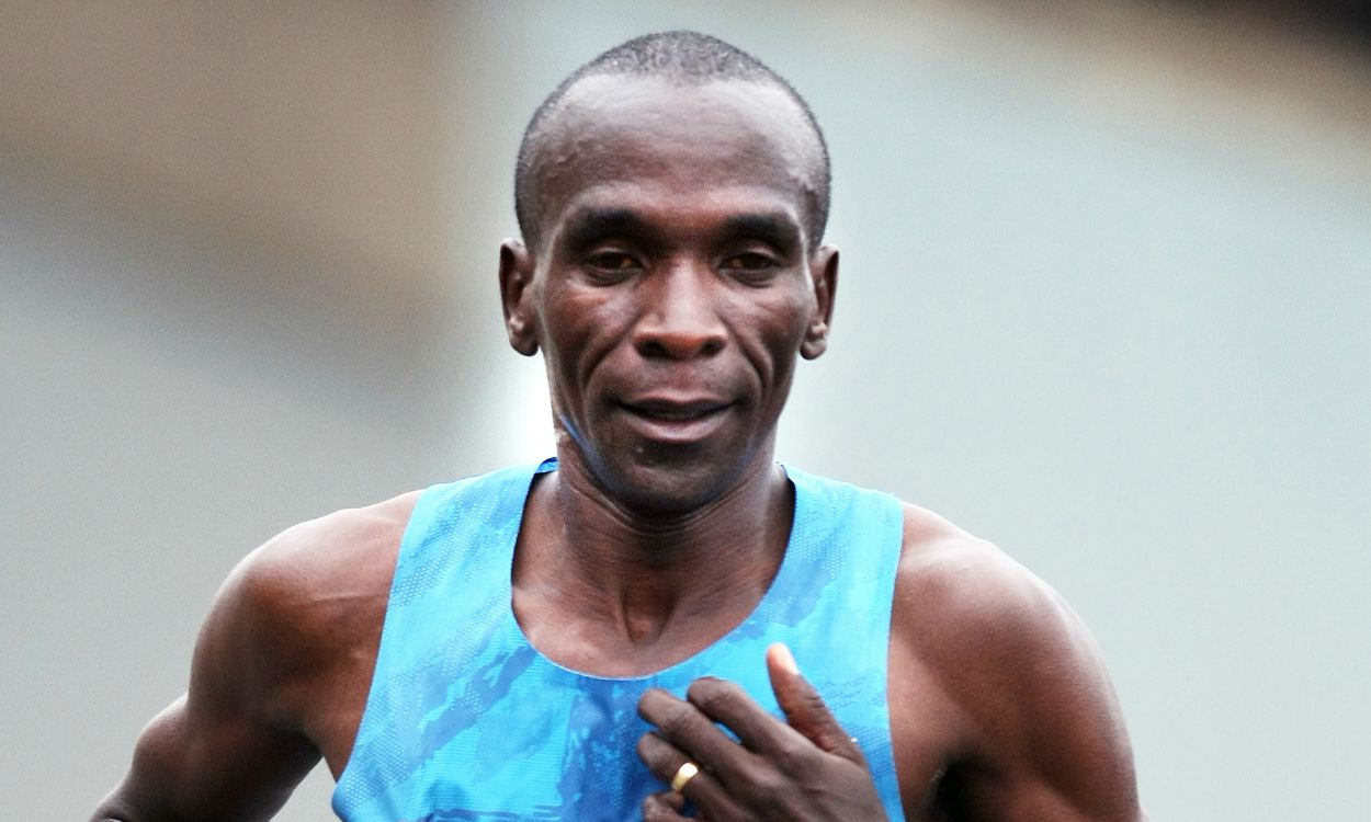 Eliud Kipchoge the man to beat in Berlin