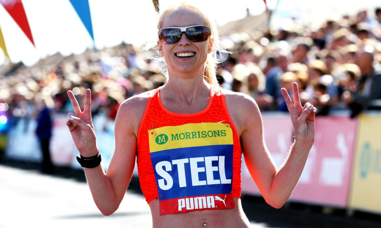 Gemma Steel withdraws from World Half Marathon Championships