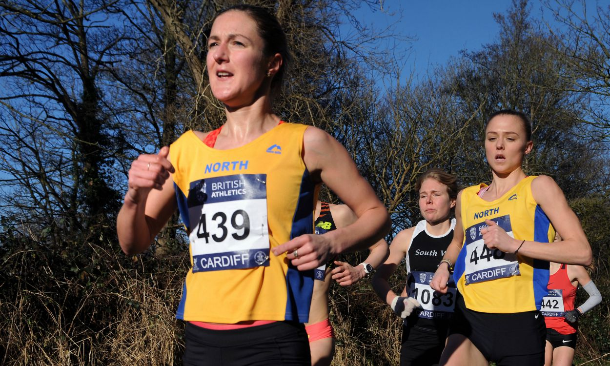 Sarah Tunstall and Andrew Douglas lead GB Euro Mountain Running Champs team