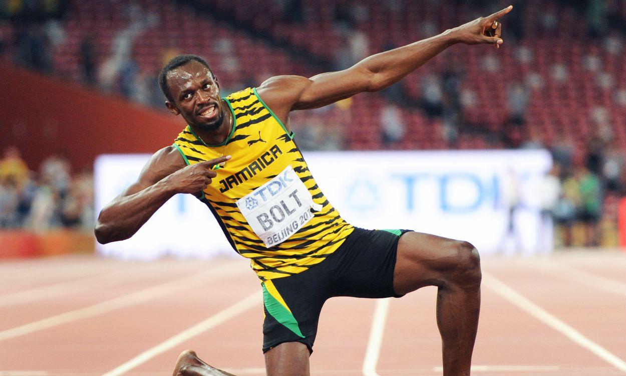 Usain Bolt Foundation partners IAAF's Athletics for a Better World