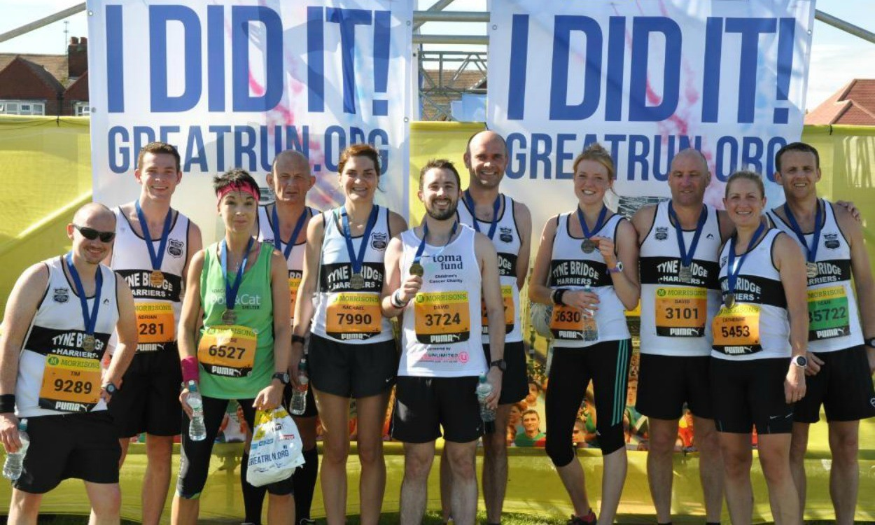 Great Club Challenge to include Donington 10km