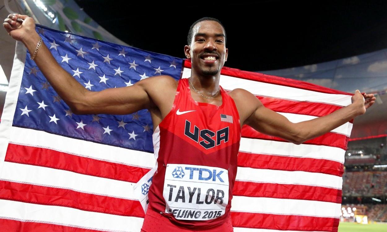 A quantum leap for Christian Taylor