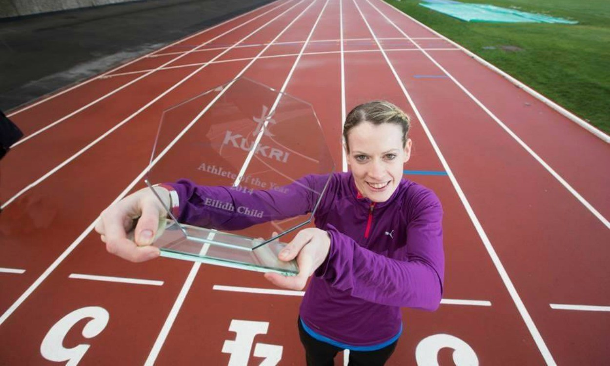 Child, Muir, Sharp and Simpson on shortlist for Scottish Athletics award