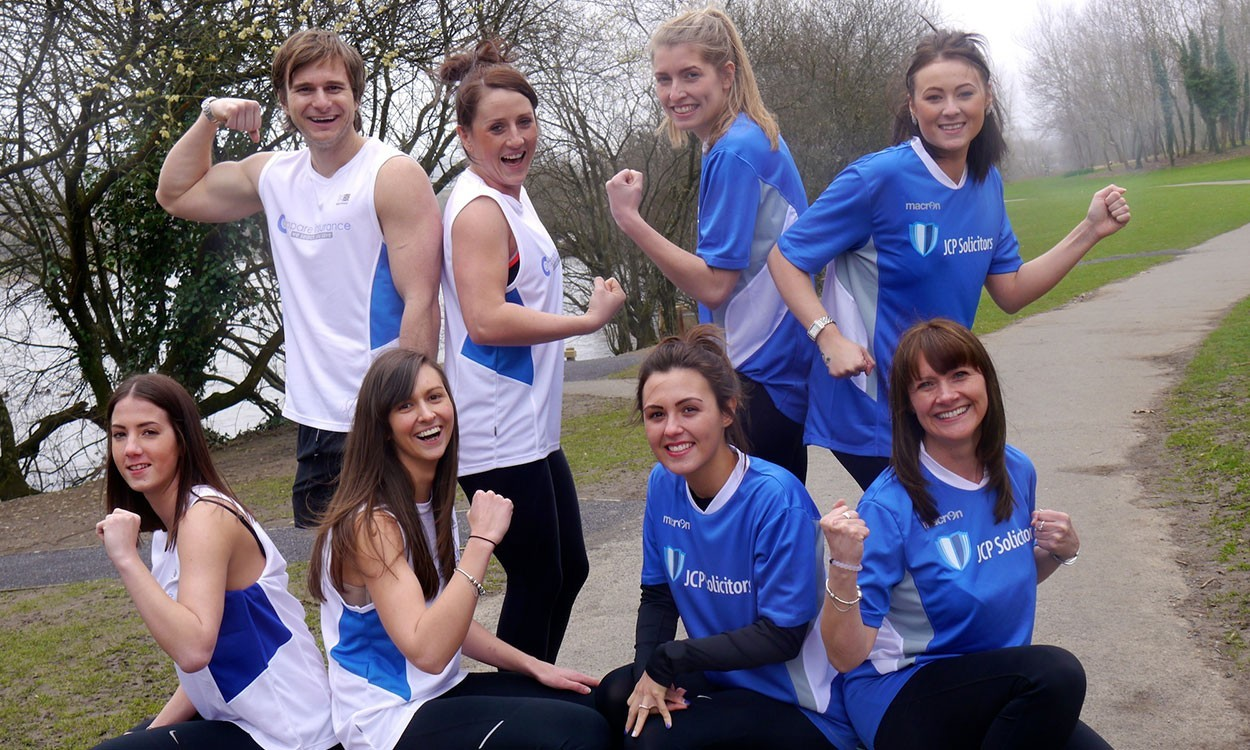 Companies to lace up for the Swansea Half Marathon Corporate Challenge
