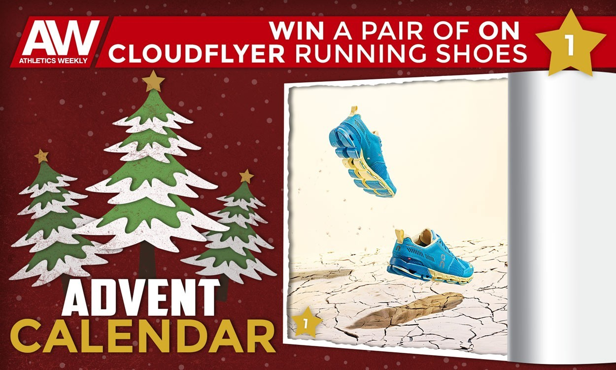 Win a pair of On Cloudflyer running shoes