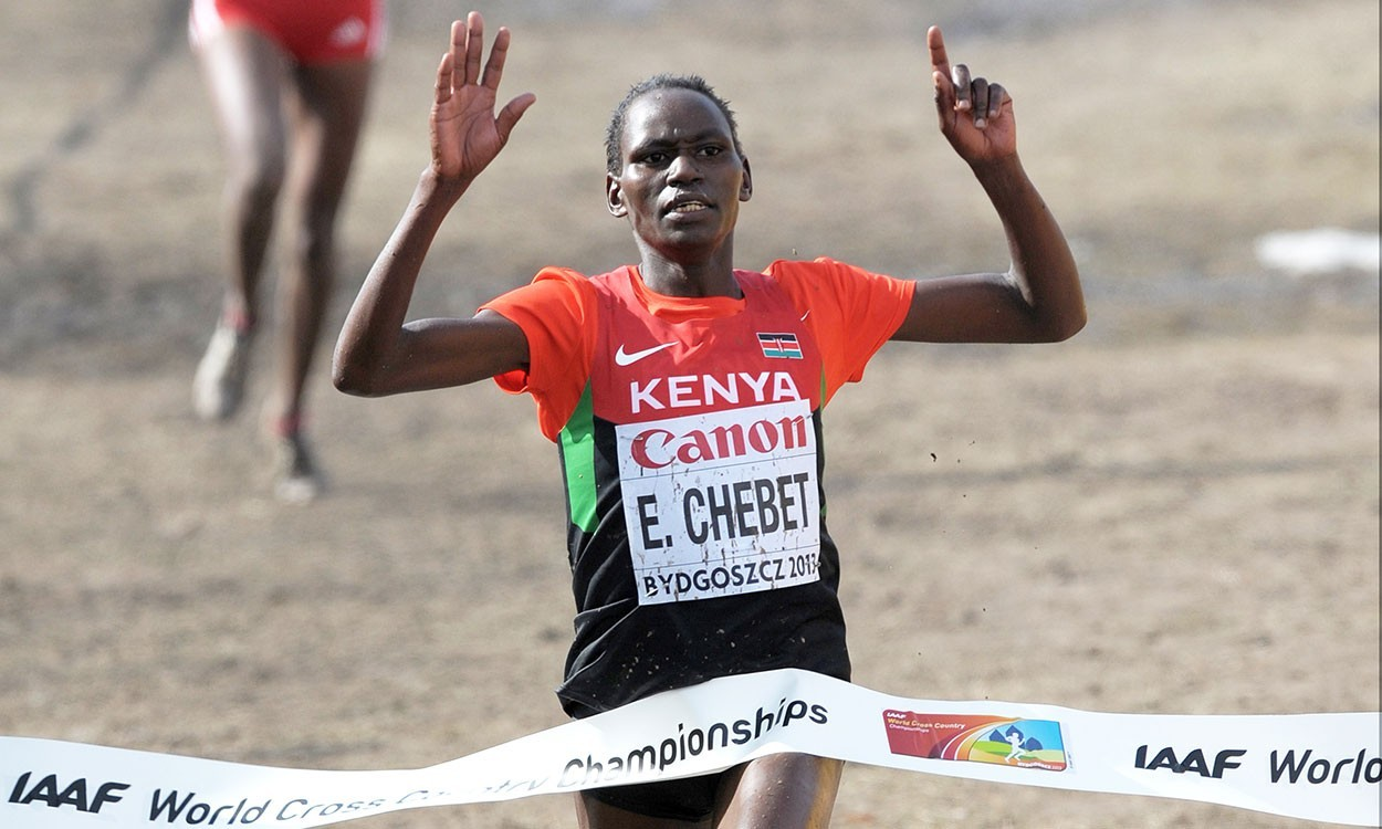 Emily Chebet handed four-year doping ban