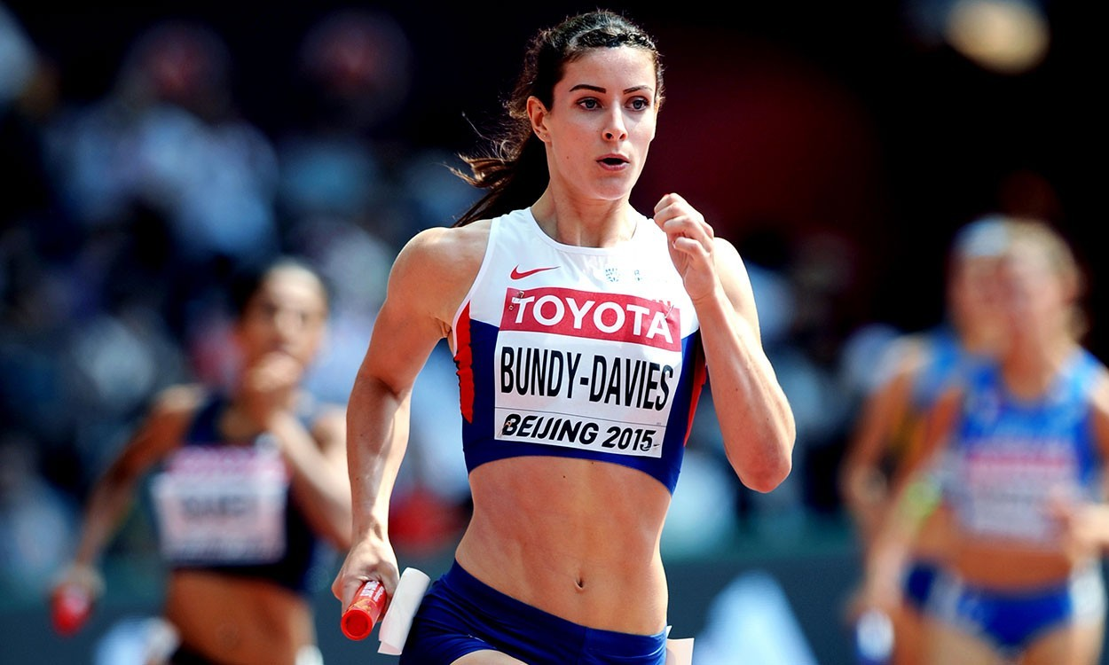 Seren Bundy-Davies clocks 400m WL – global update