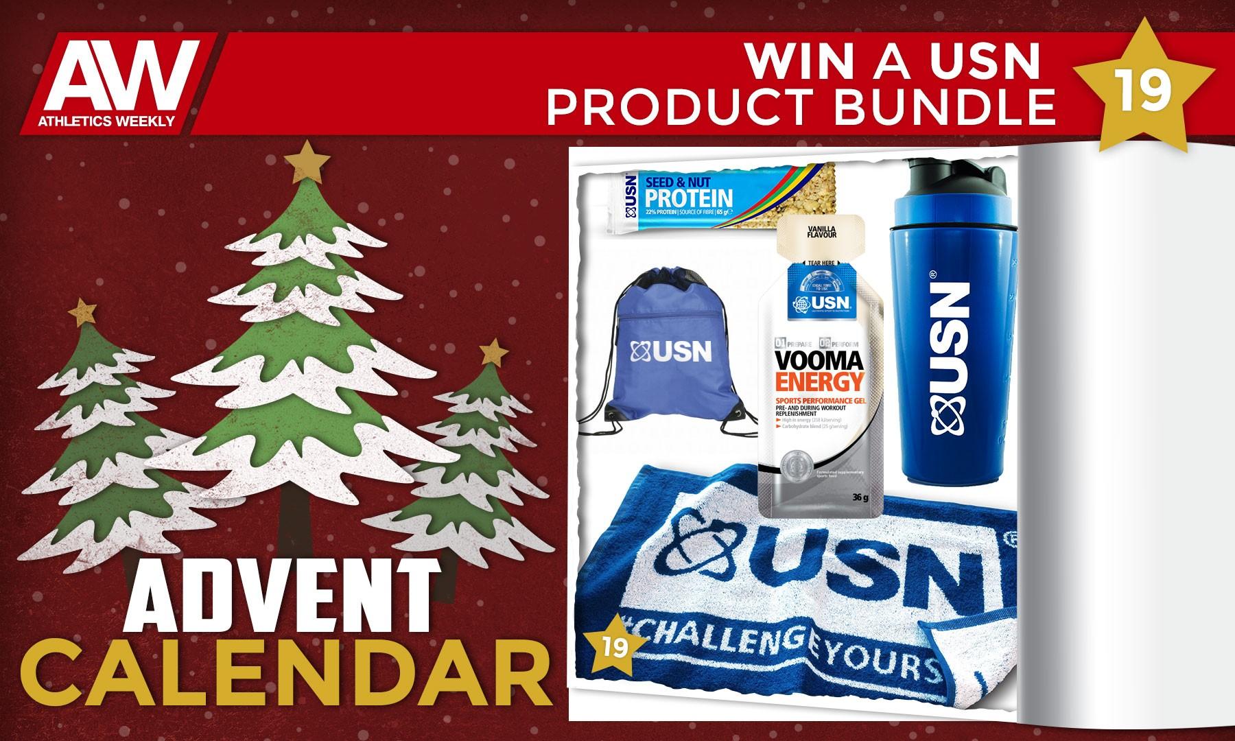 Win a USN product bundle