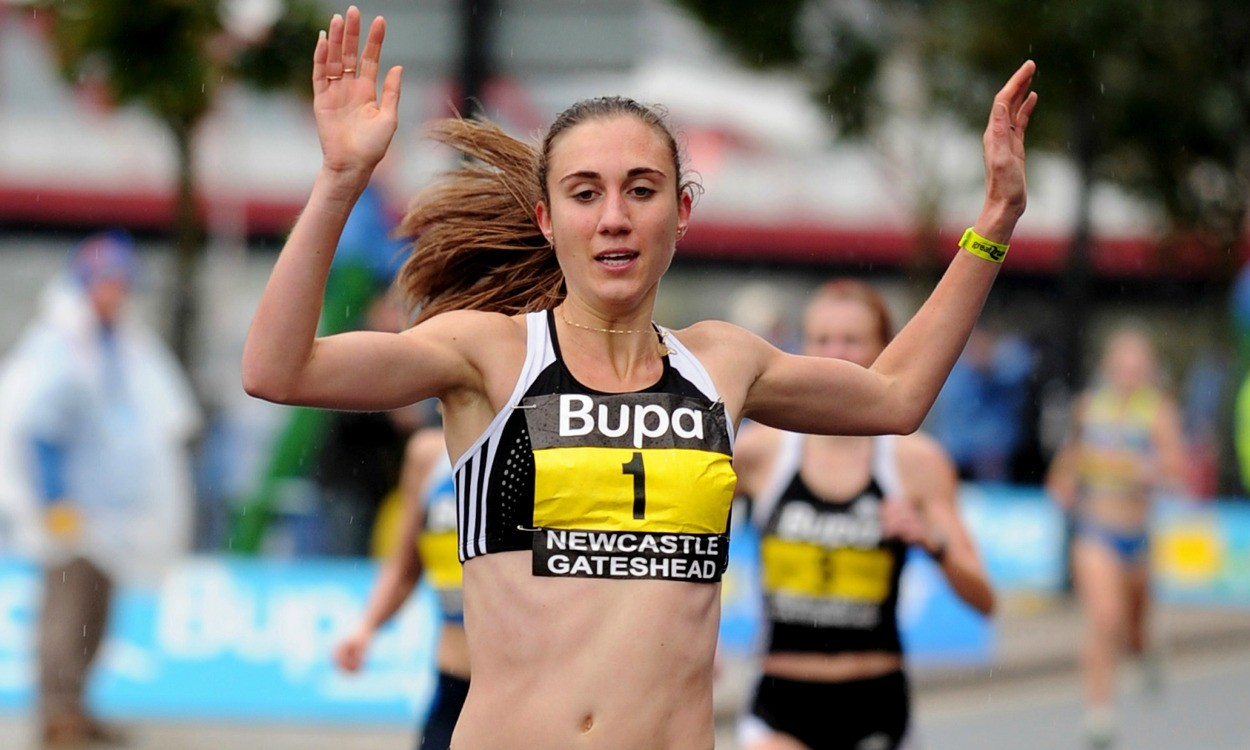 Lisa Dobriskey to continue her comeback at NYRR Midnight Run