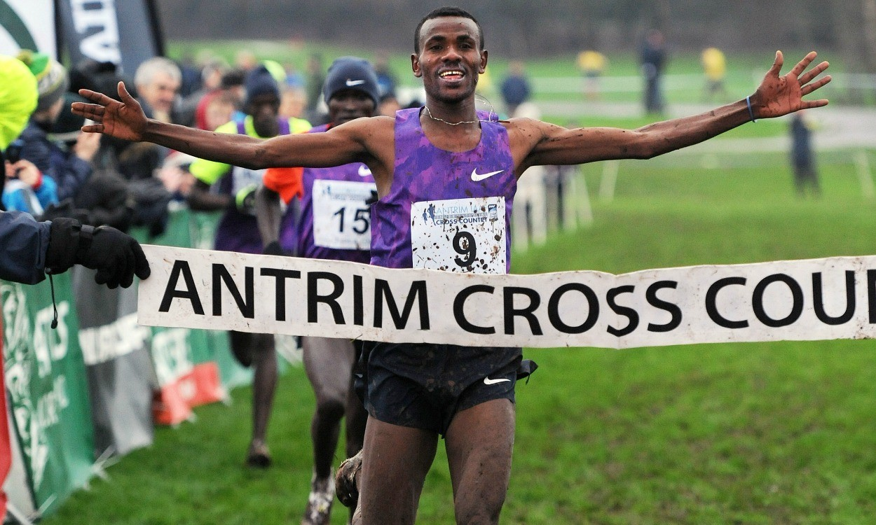 Aweke Ayalew and Alice Aprot win Antrim International