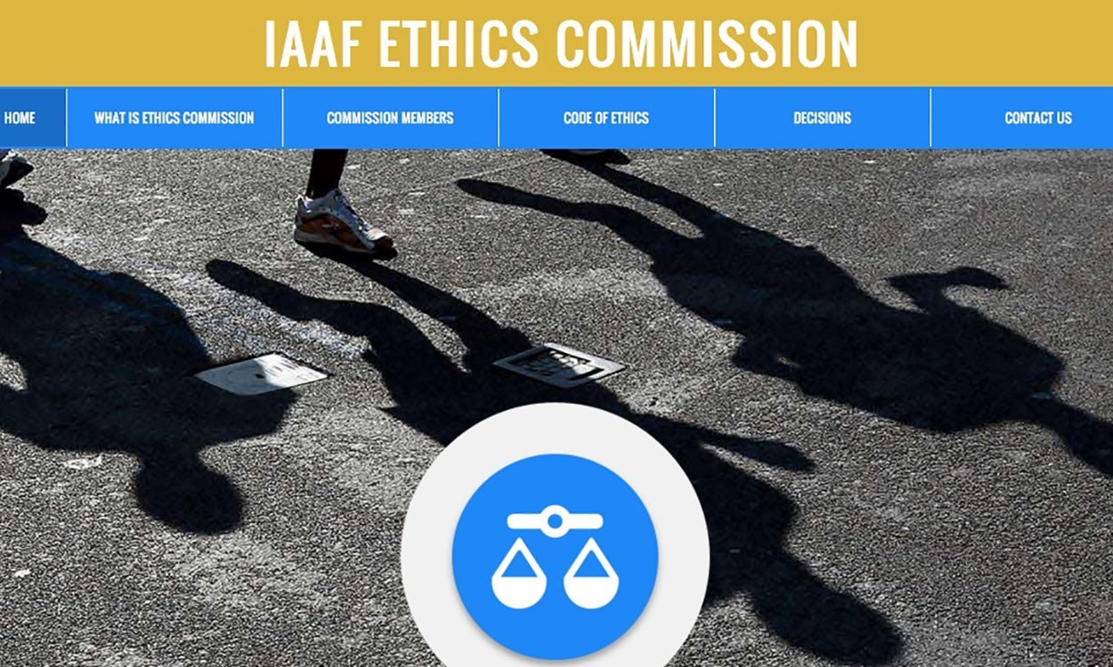 IAAF Ethics Commission announces life bans for three senior officials