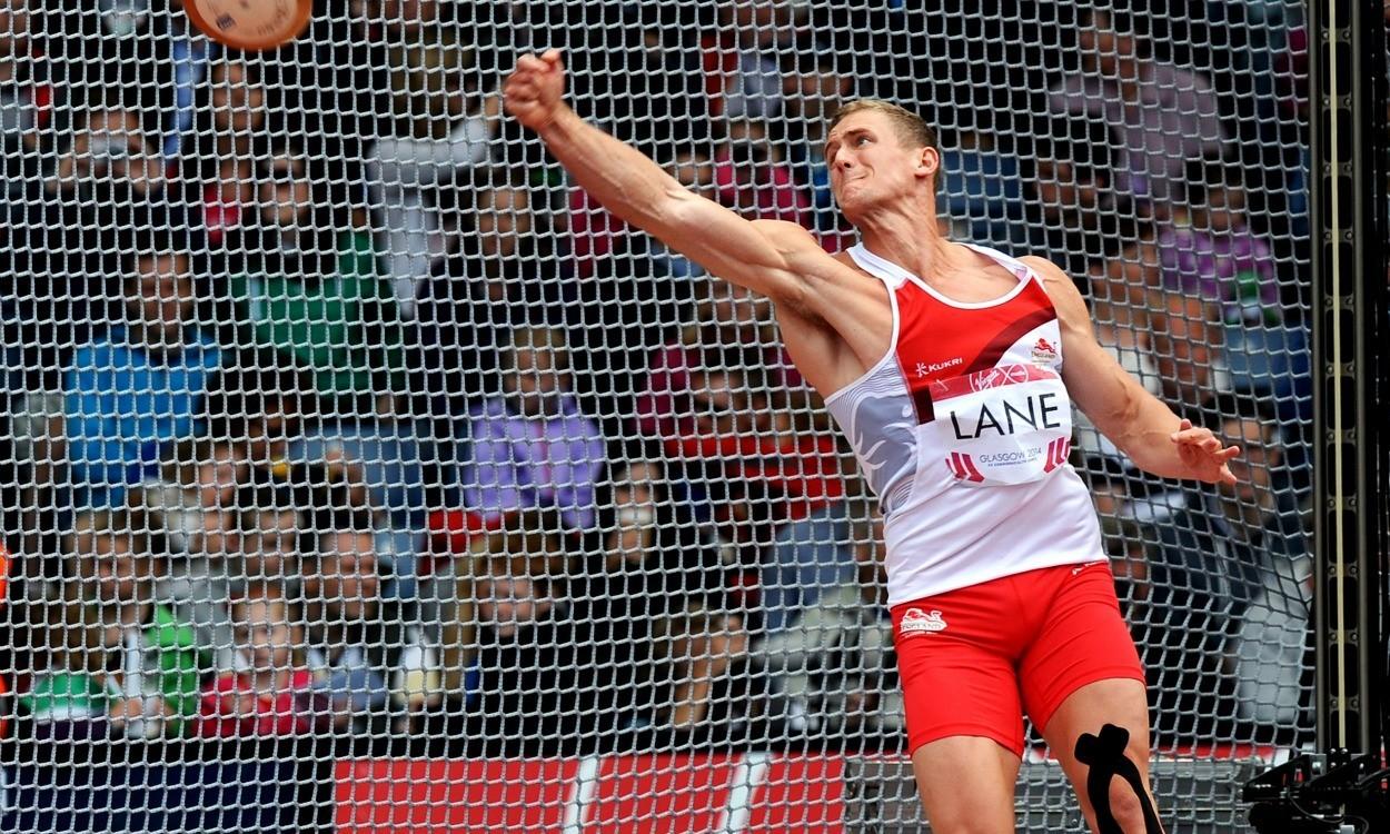Athlete insight – John Lane