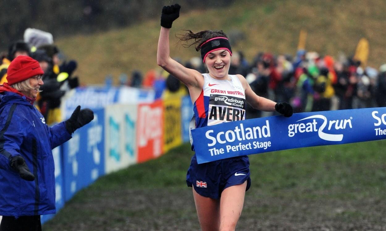 Kate Avery heads GB entries for Antrim International