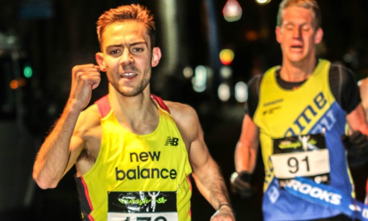 Charlie Hulson and Sara Treacy among Armagh International winners