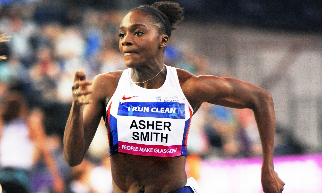 Dina Asher-Smith among winners at Stockholm Diamond League