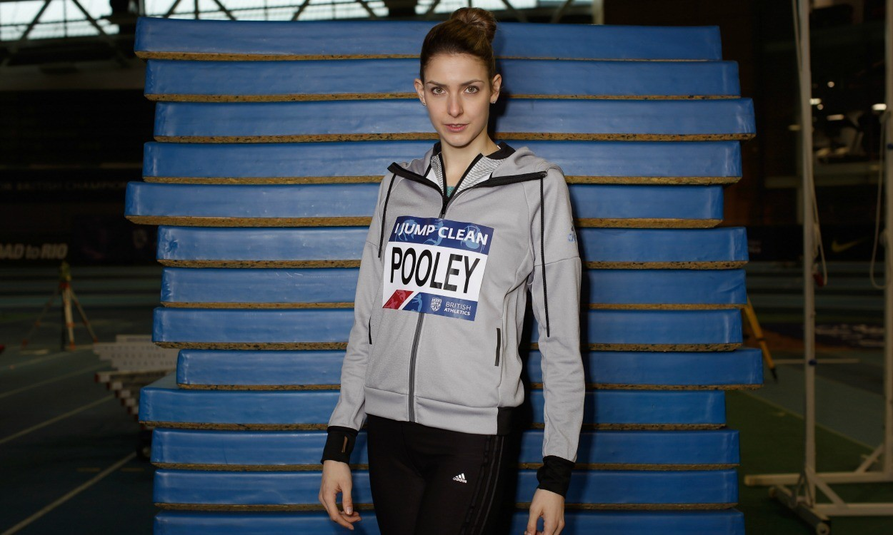 Isobel Pooley inspired to success