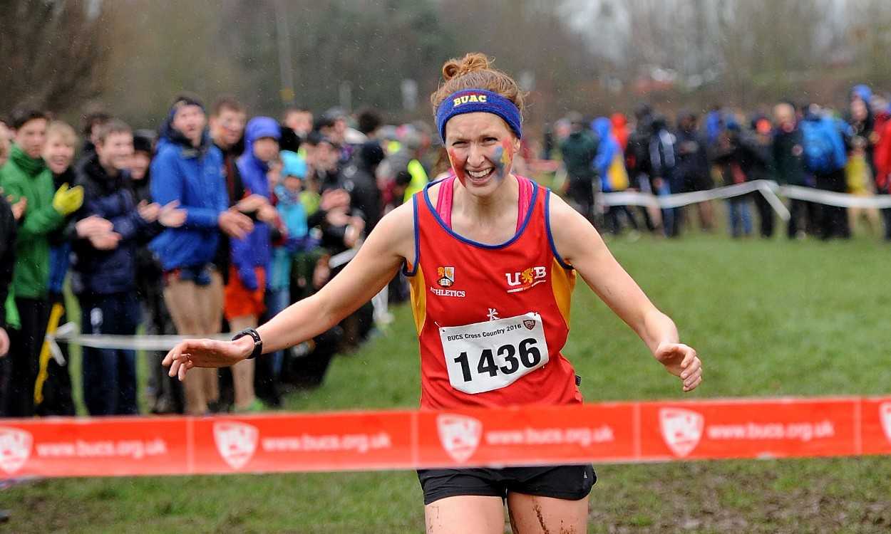 Birmingham dominates at BUCS Cross Country Champs