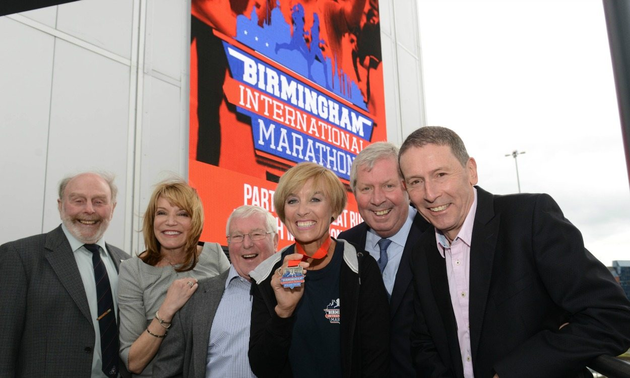 Inaugural Birmingham International Marathon date announced