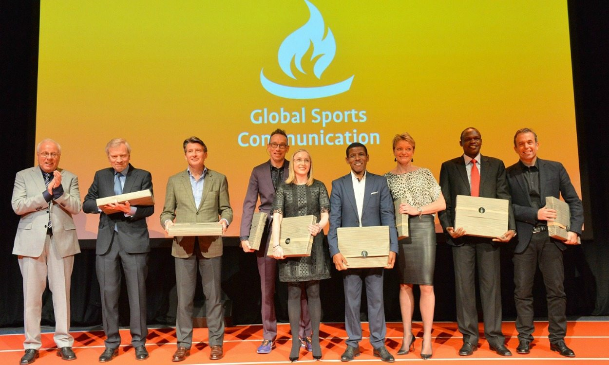 Galaxy of stars attend Global Sports Communications Anniversary