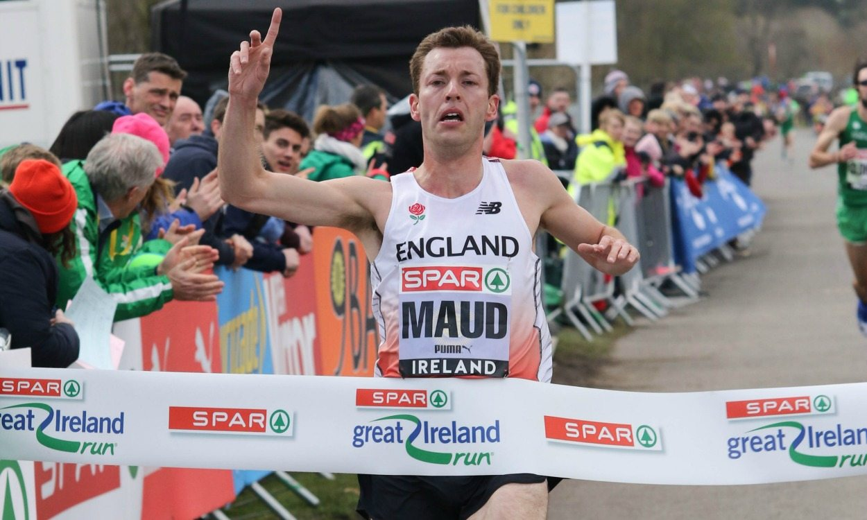 Andy Maud and Fionnuala McCormack win Great Ireland Run – weekly round-up