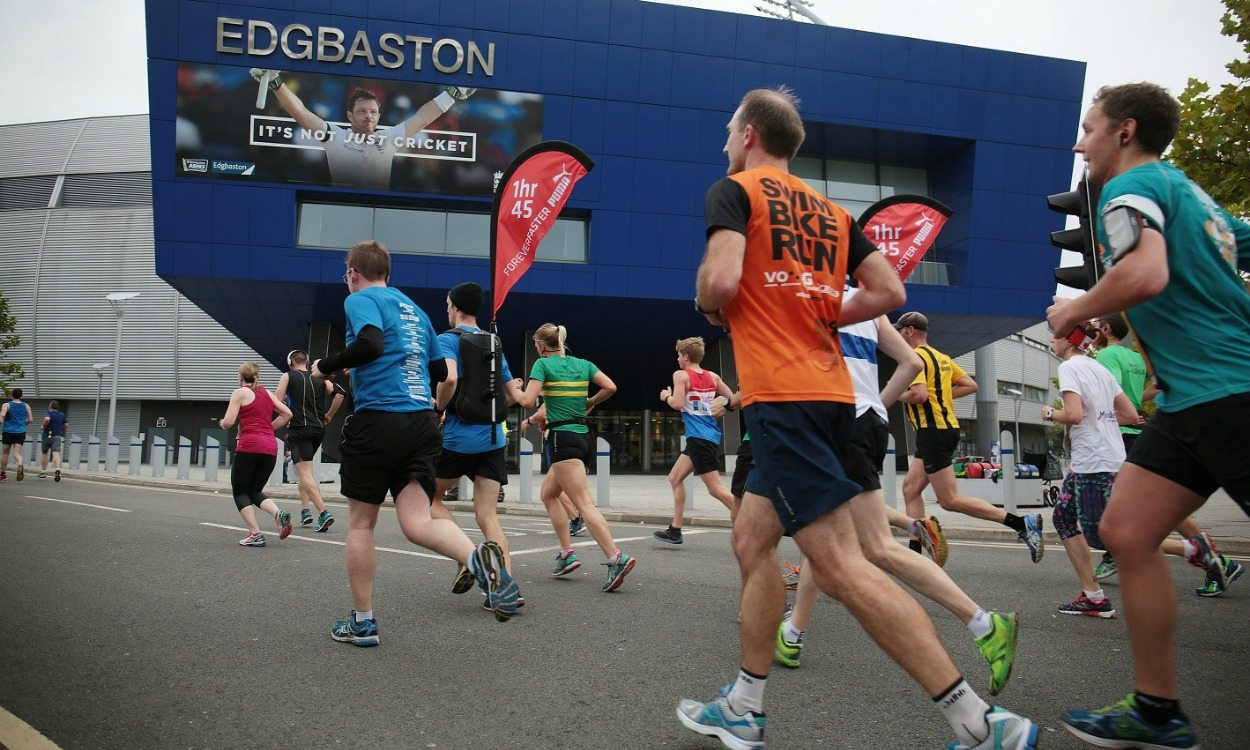Birmingham International Marathon has global appeal