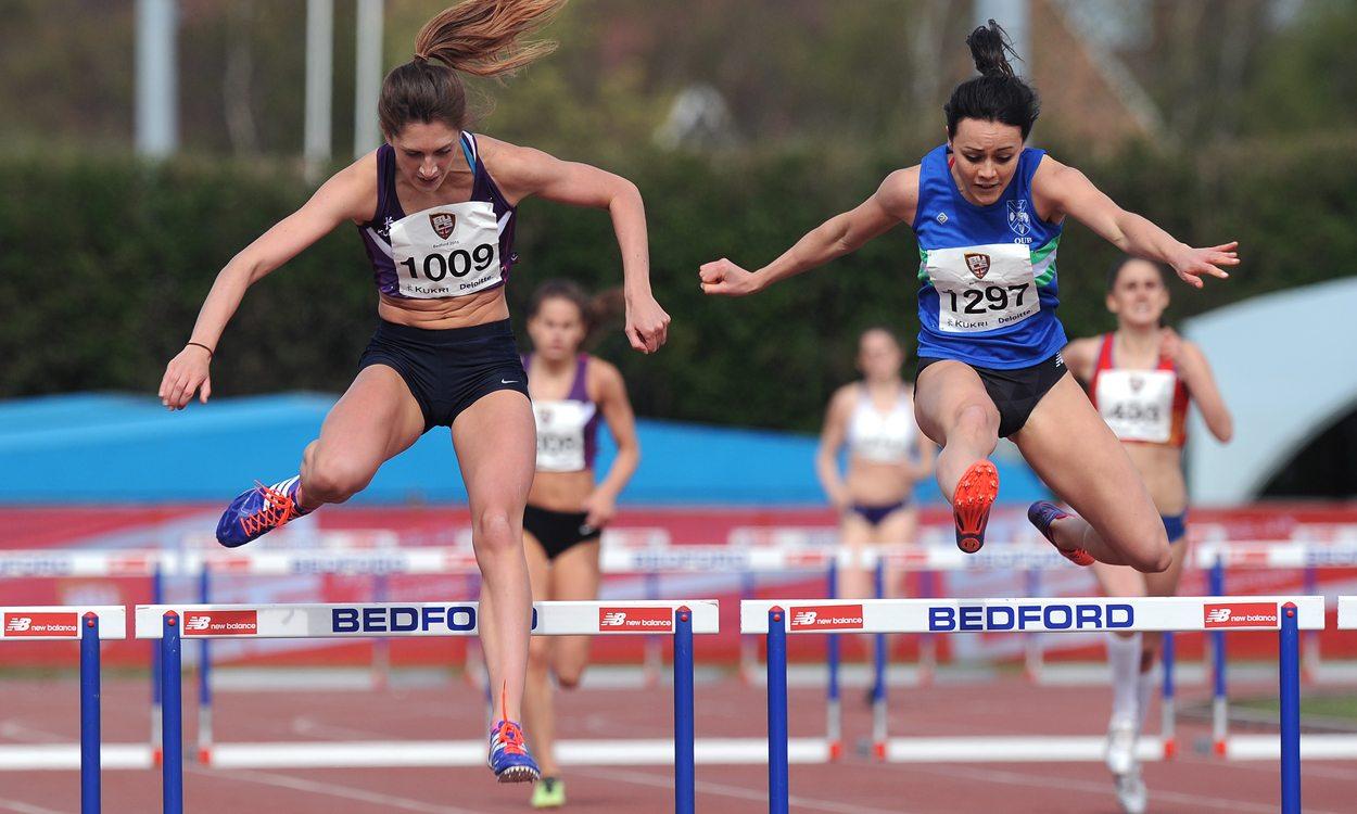 Jess Turner tops Eilidh Child's championship record – BUCS round-up