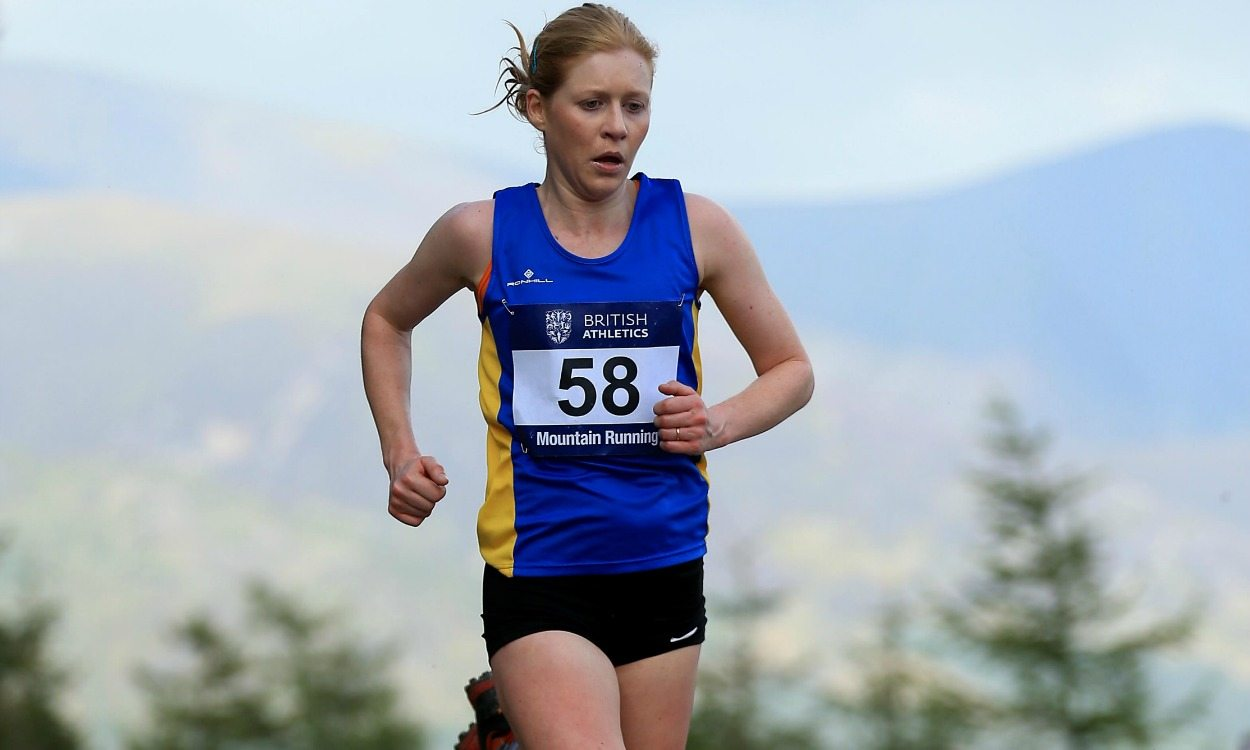 GB team named for European Mountain Running Championships