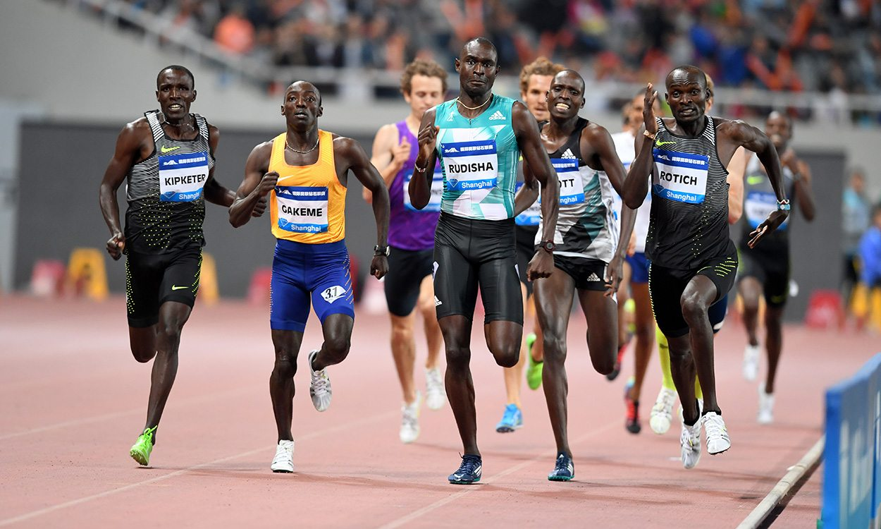Another Kenyan coach kicked out of Rio