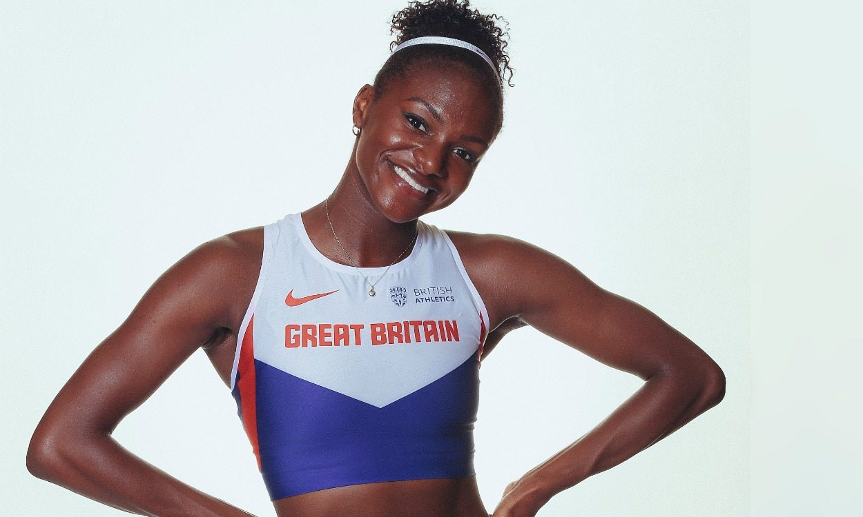 Dina Asher-Smith: Life in the fast lane