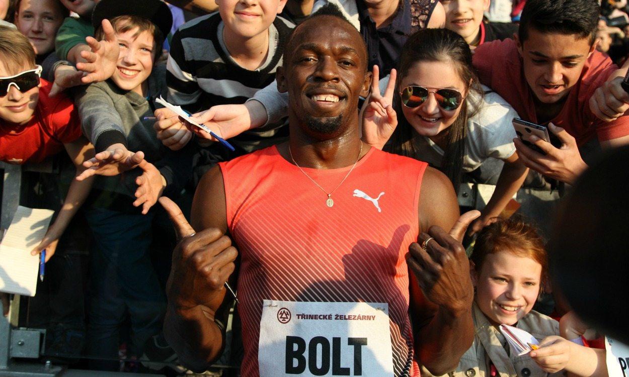 Bolt, Farah and Felix among Laureus World Sports Awards nominees