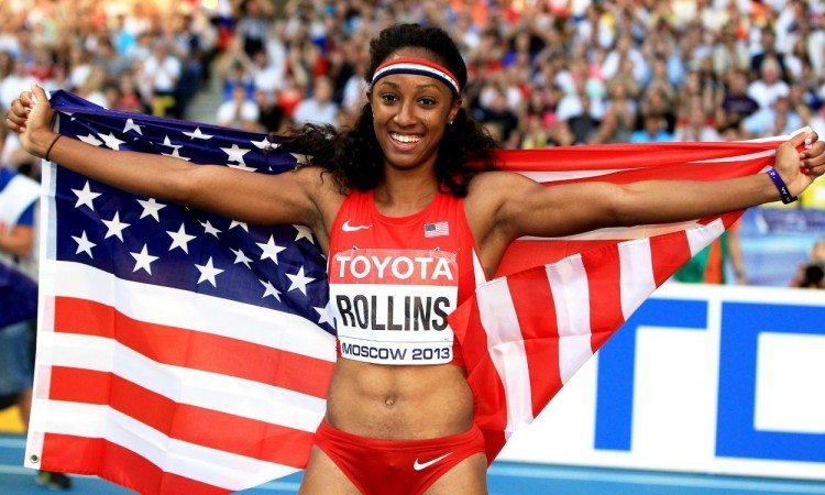 brianna rollins moscow 2013