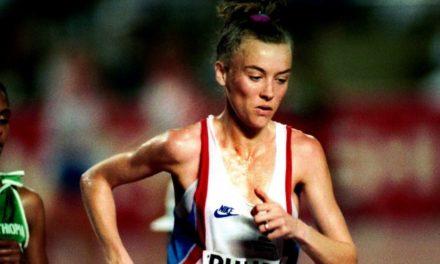 Liz McColgan's greatest race