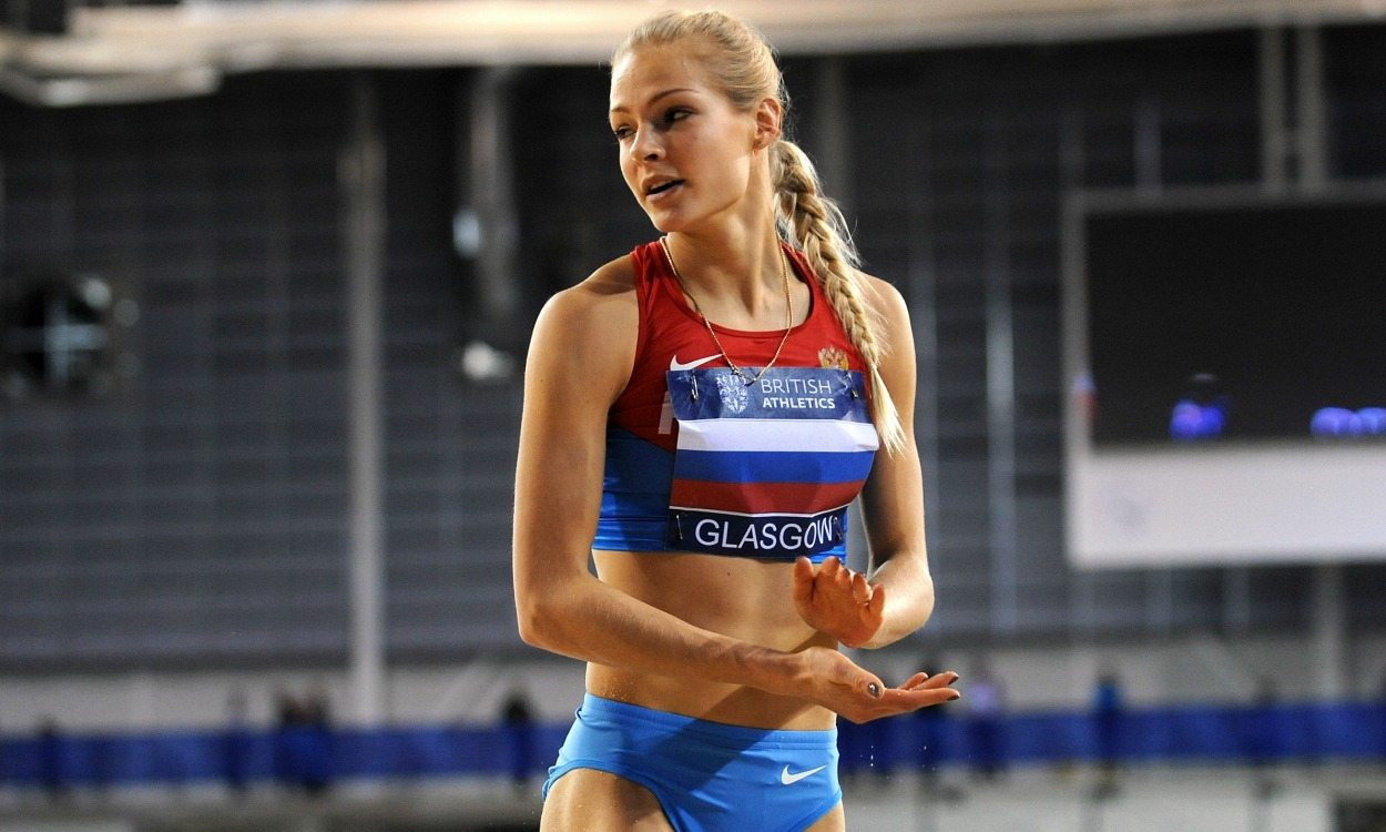 Darya Klishina could be ruled out of Rio 2016 after IAAF decision
