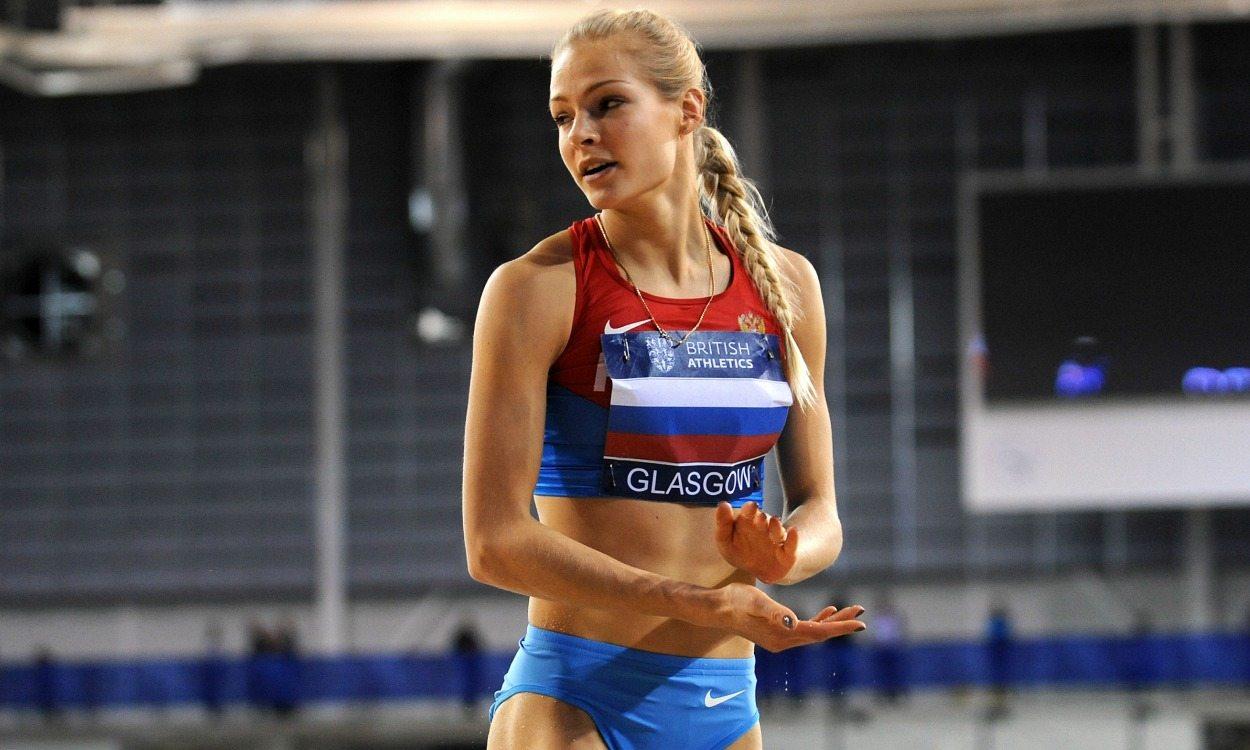 Darya Klishina can compete at Rio 2016, CAS rules