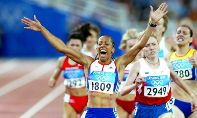 Kelly Holmes: why your struggles can make success so much sweeter