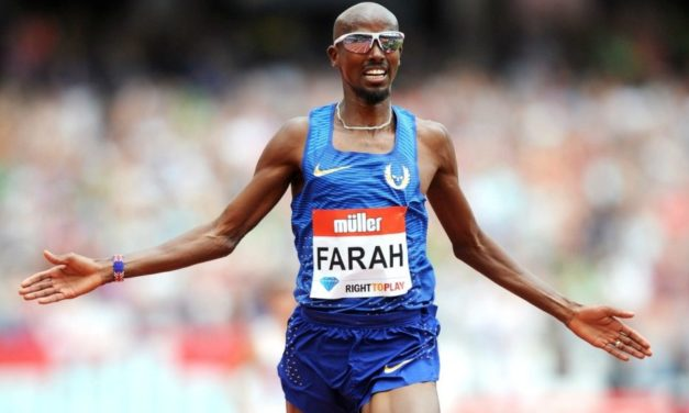 Mo Farah is the man to beat in Birmingham