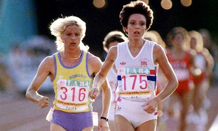 wendy sly los angeles 1984 3000m