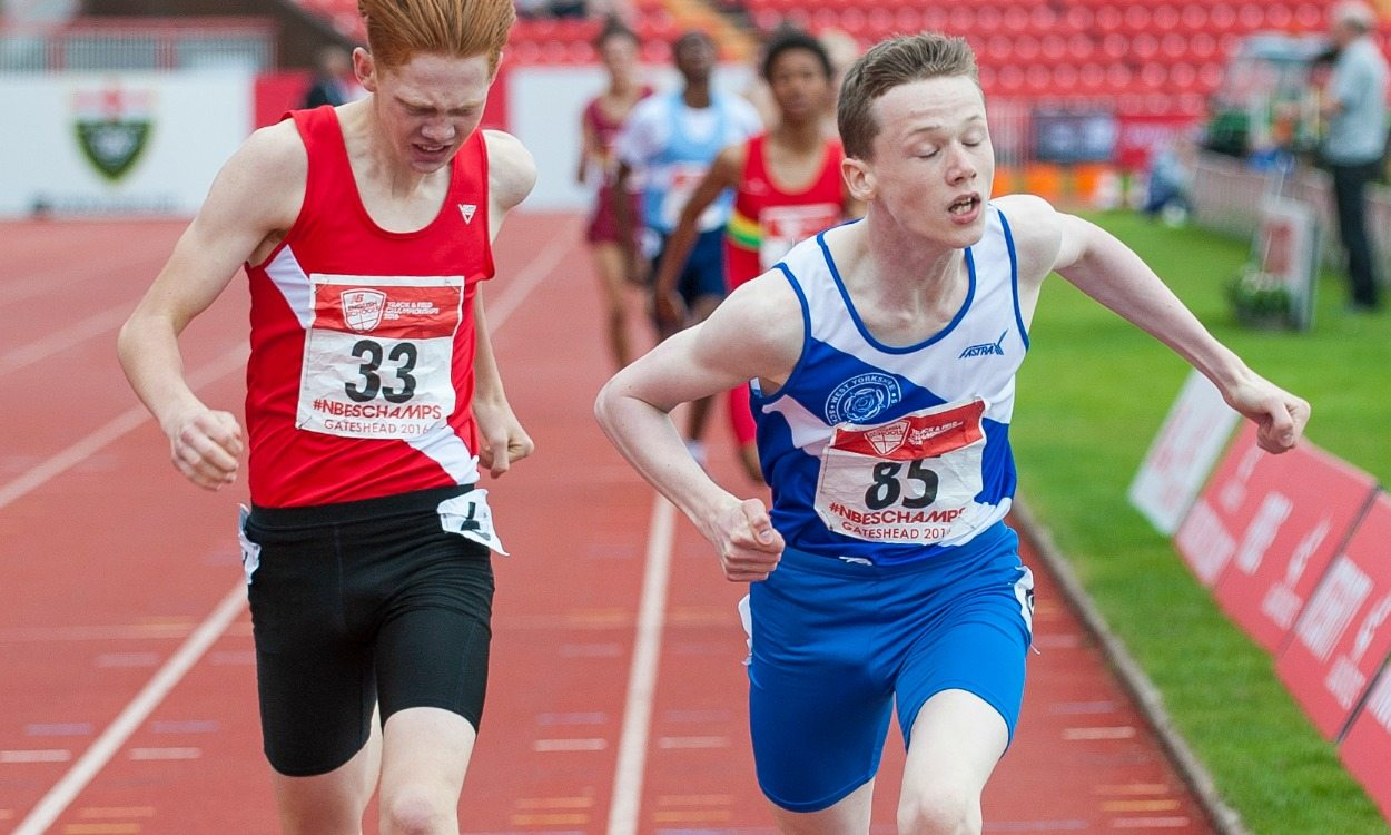 English Schools Track & Field Champs cancelled