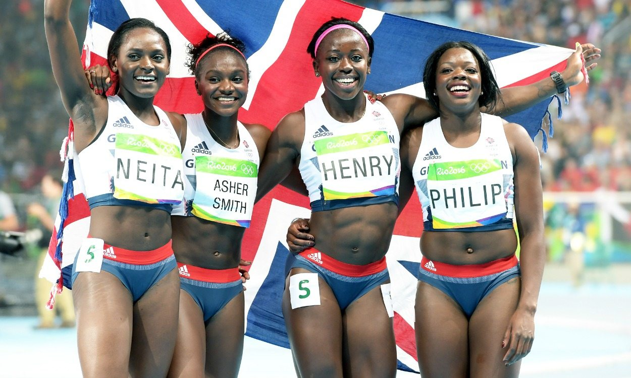 British Athletics withdraws women's 4x100m team from IAAF World Relays