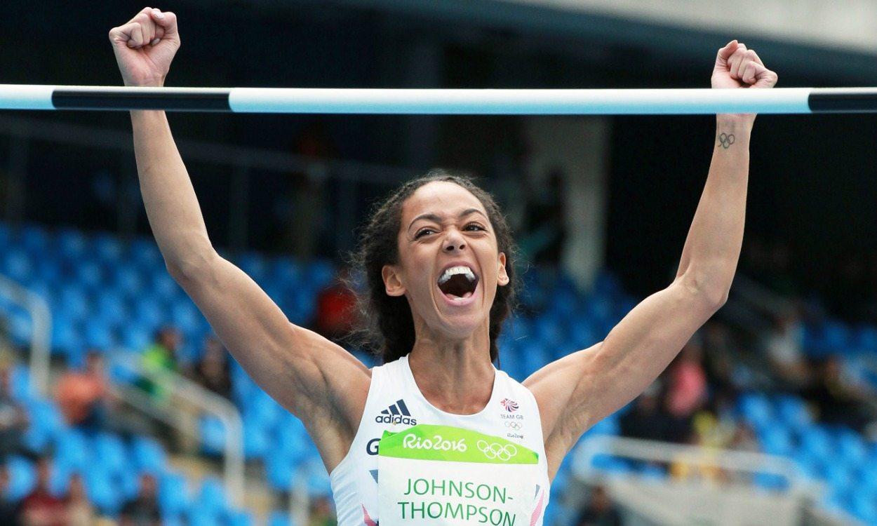 Katarina Johnson-Thompson leads after impressive first day in Götzis