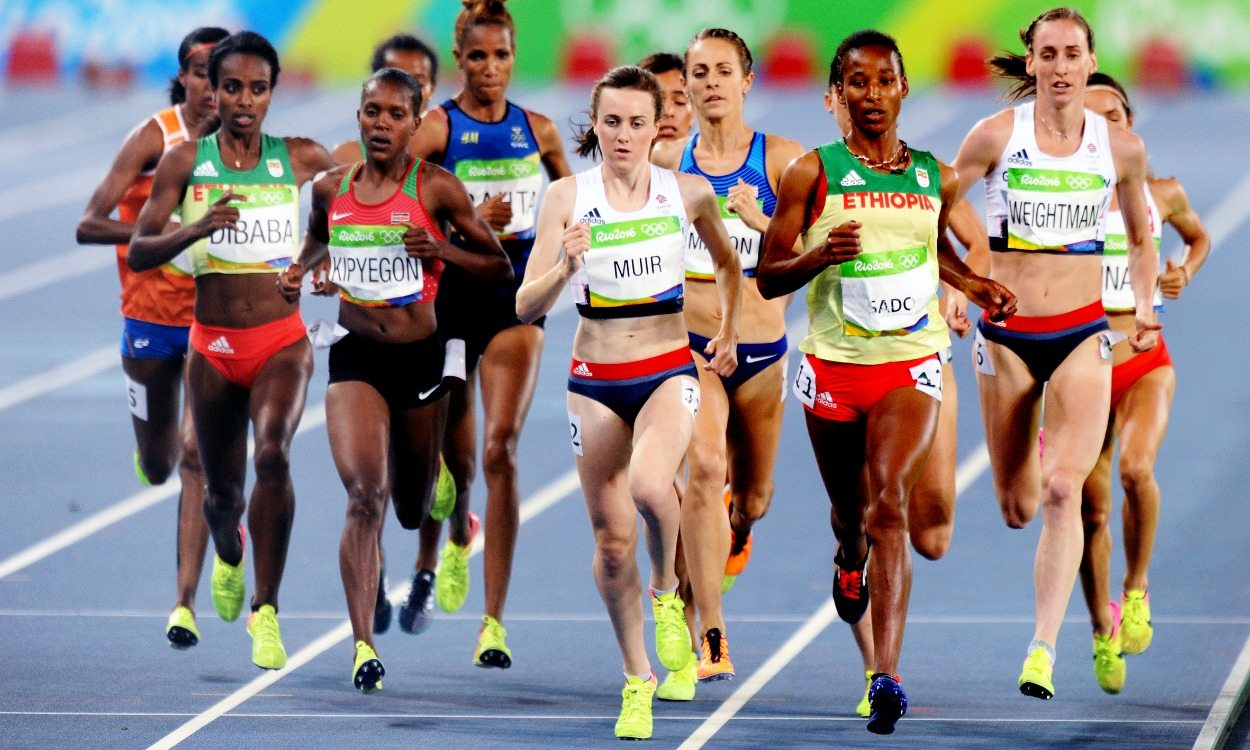 Laura Weightman and Muir hope 1500m has cleaned up its act