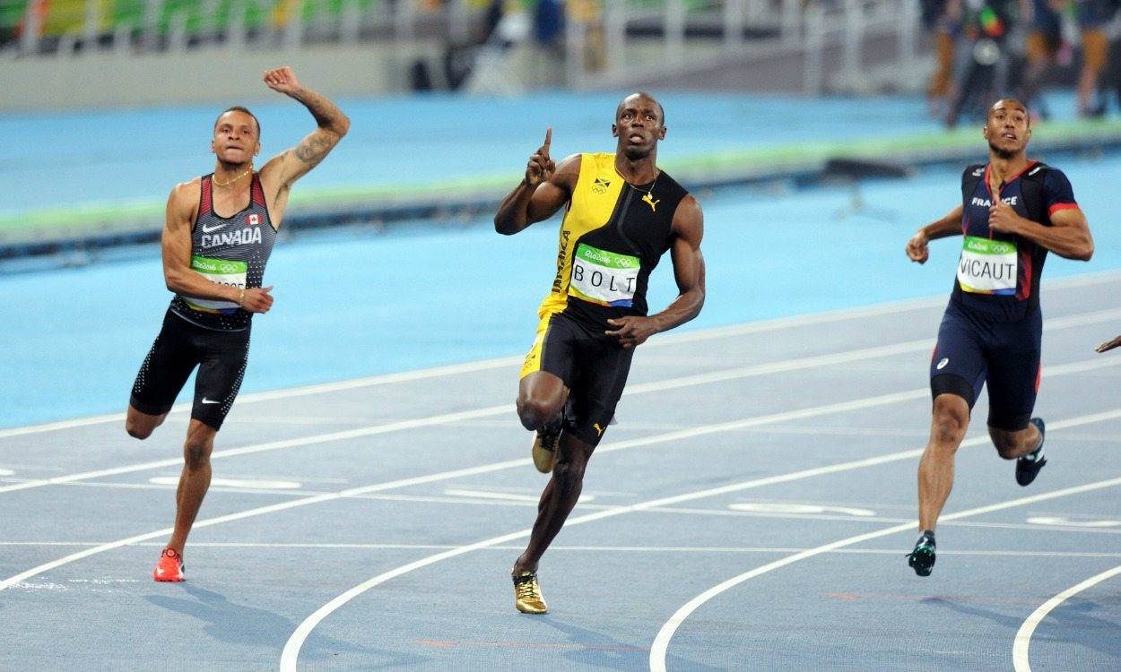 Usain Bolt wins record-equalling fourth Laureus award