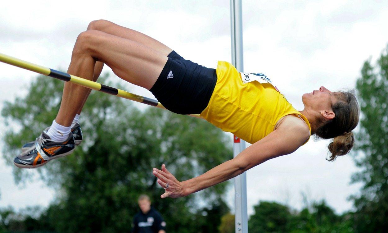 Julia Machin equals UK W45 high jump record – weekly round-up